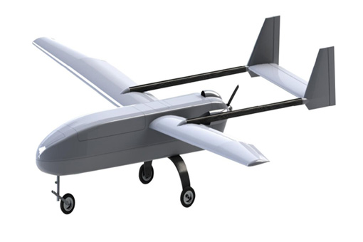 ATOS-P-FW3300固定翼无人机